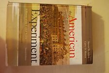 The American Experiment : A History of the United States Textbook