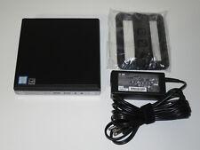 HP EliteDesk 800 G3 Mini i7 6700T 2.80GHz 8GB 256GB SSD Win 10 + onsite warranty