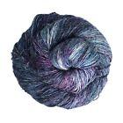 Malabrigo ::Susurro 247:: silk merino linen yarn Whales Road