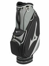 Mizuno Tour Golf Cart Bag- Black/grey   Golfbox