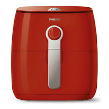 Philips Viva Turbostar Multi-Cooker Low-Fat Airfryer - RED HD9621/36