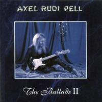 AXEL RUDI PELL - THE BALLADS 2  2 VINYL LP+CD NEU