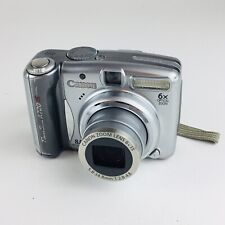 Canon PowerShot A720 IS 8.0MP Digital Camera - Silver