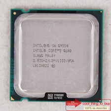 Intel Core 2 Quad Q9550 SLB8V  CPU LGA 775 SLAWQ 2.83/12M/1333 Free ship