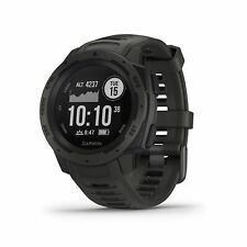 Garmin Instinct Resistente Al Agua GPS Elegante Reloj con Corazón Rate Monitor -