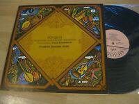 LP Gordela Volkslieder Georgien Lied der Reiter  Vinyl Melodiya C30-06055-56