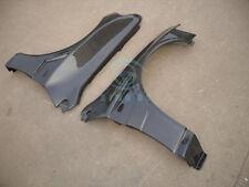 Auto Fit For Mitsubishi Lancer EVO 7 8 9 2001-07 Carbon Fiber +10mm Front Fender