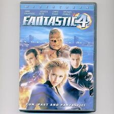 Fantastic Four 4, PG movie, new DVD Torch, Invisible Woman, Mr. Fantastic, Thing