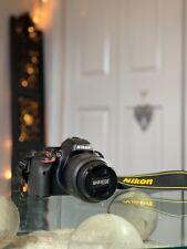 Nikon D D5100 16.2MP Digital SLR Camera - Black (Kit w/ AF-S DX VR G 18-55mm and