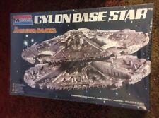 Monogram Battlestar Galactica Cylon Base Star From 1978 Sealed (See Description)