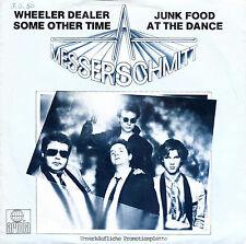 """MESSERSCHMITT - Wheeler Dealer 4 Track EP Promo ★ 7"""" Vinyl Single"""
