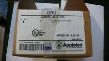 Appleton GFS1 Ground Fault Circuit Interrupter GFS1 Explosion Proof