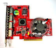eSATA-PCIe8 - 8X PCI-Express 4 Port Silicon Image Port Multiplier RAID Card