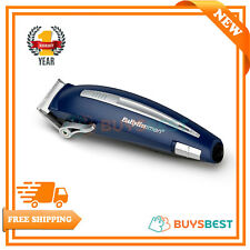 BaByliss For Men Cordless Lithium Ceramic Smooth Hair Clipper Trimmer Kit 7474U