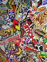 20-100Random Sticker Motocross Motorcycle Bike Helmet ATV Car Truck Racing Decal