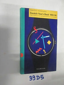 Cova Lucchini SWATCH YEAR'S BOOK 1993-94 (39D5)