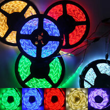 3528 5050 5630 SMD 300LED White RGB Colorful Flexible Led Strip Light Waterproof