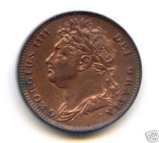 ROYAUME-UNI GEORGE IV (1820-1830) FARTHING 1822