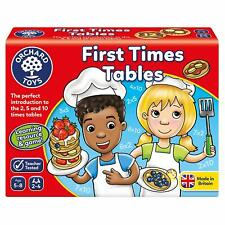 NEW! Orchard Toys First Times Tables Game