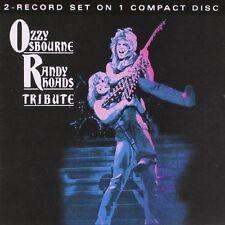 Ozzy Osbourne - Randy Rhoads Tribute CD 2002 Epic / Sony Australia EXC Cond