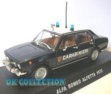 1:43 Carabinieri / Police - ALFA ROMEO ALFETTA - 1972 _ (04)