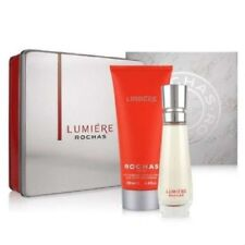 SET ROCHAS LUMIERE EAU DE TOILETTE 50 ML  + BODY LOTION 200 ML