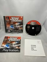 World s Scariest Police Chases (Sony PlayStation 1, 2001) Ps1 Game Free P&p