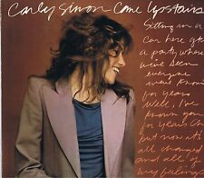 "CARLY SIMON ""Come Upstairs"" WB BSK-3443 Vinyl LP 33 Pop Album VG+ Stereo 1980"