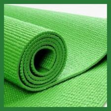 3.5mm Green Yoga Pilates Aerobics Exercise and Stretching Gym Mat