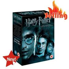 Harry Potter 1-8 Movie DVD Complete Collection Films Box Set Xmas Gift AU STOCK!