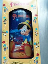 Disney Pinocchio 1994 Collector Series Burger King Glass Nrfb New
