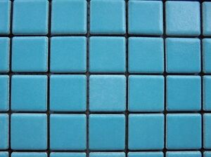 APPIANI MOSAIC IN TURQUOISE (GLAUCA 35) JOB LOT OF 10 SHEETS