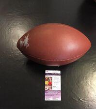 Bruce Smith Bills HOF Autographed Football Ball JSA Certified