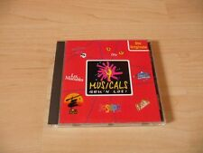 CD Musicals Geh`n los: Elisabeth Cats Evita Miss Saigon Joseph Starlight Express