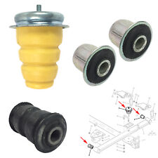 REAR LEAF SPRING BUSH KIT WITH RUBBER BUFFER MOUNT FITS RELAY, DUCATO, BOXER