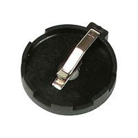 Boitier Coupleur pour 1 Pile Lithium Diametre 23,88 mm avec Cosses à Souder