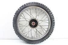 05 Suzuki Drz110 Front Wheel B4294