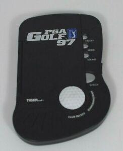 Tiger - PGA Golf '97 Electronic Handheld Game (1997) Works