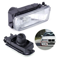 Right For BMW E36 92-98 M3 318 Bumper Driving Fog Lights Clear Lens Housing Case
