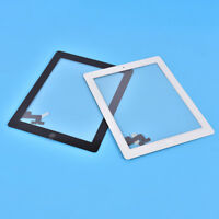 Replacement Touch Screen Plastic Digitizer + Home Button Assembly for iPad2_vi