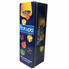 Perudo Game ~ Vertical Tin ~ The Classic Game Of Liar Dice