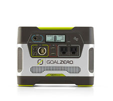 Goal Zero Yeti 400 Portable Power Station, 396Wh Lead Acid Battery, AC, USB, 12V