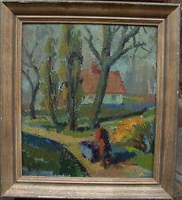 Devons Wessbohn 13-03,Schüler de Marche Léger,Femme avec Poussette,dat 46