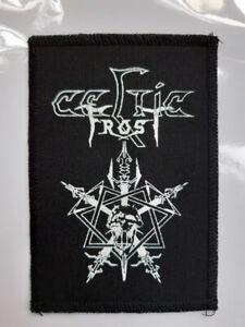 Celtic Frost patch,death metal,slayer,punk,Obituary,Morbid Angel,Dismember,