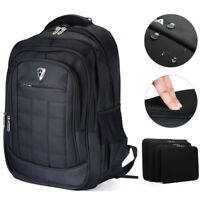 Large Men's Outdoor Travel Bag Waterproof 17 inch Laptop Backpack School Bag Hot