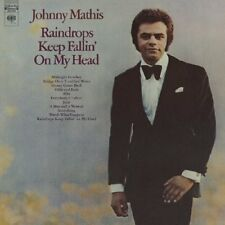 JOHNNY MATHIS - RAINDROPS KEEP FALLIN' ON MY HEAD  CD NEUF