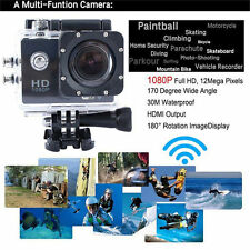WIFI SJCAM SJ4000 HD Action Camera DV 1080P Waterproof Camcorder Sports Recorder