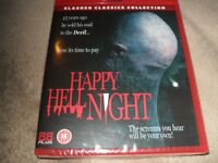 Happy Hell Night (1992) 88 Films Region B (READ DETAILS) BRAND NEW Blu-ray