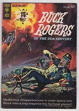 Buck Rogers In The 25th Century #1 VG+ 4.5 Gold Key 1964!