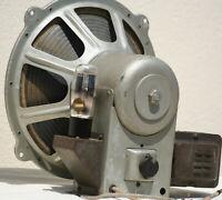 Vintage Loud Speaker Field Coil Full Range Horn Cinemeccanica Italy 1930s cut 11